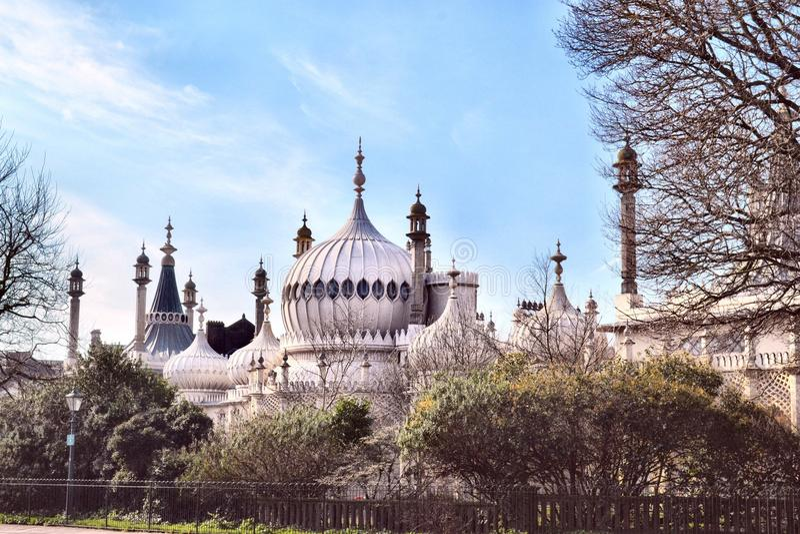 Brighton Pavilion photos libres de droits