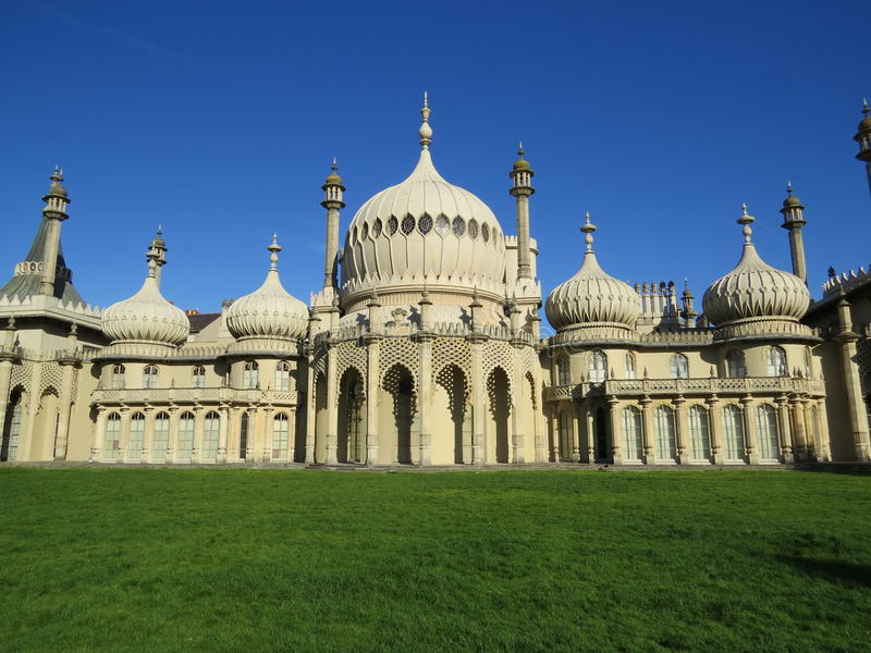 Brighton Pavillion image stock