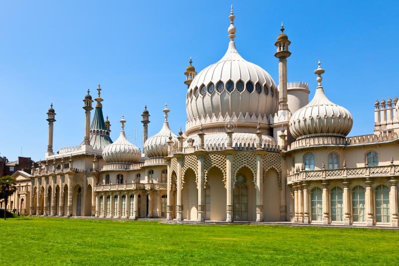 Brighton Royal Pavilion stock afbeelding