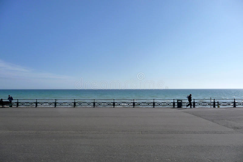 Download Brighton Seafront stock photo. Image of railings, wave - 11533706