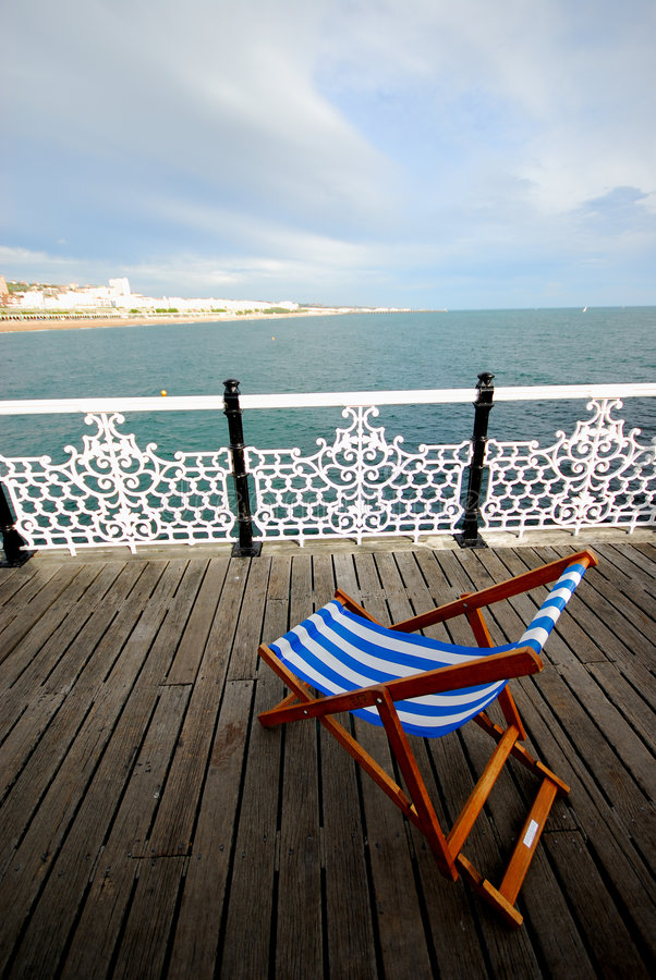 Download Brighton ( South Cost, UK) Stock Photos - Image: 3374843