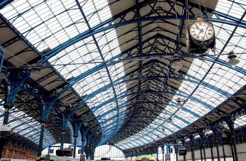 Brighton Station imagen de archivo
