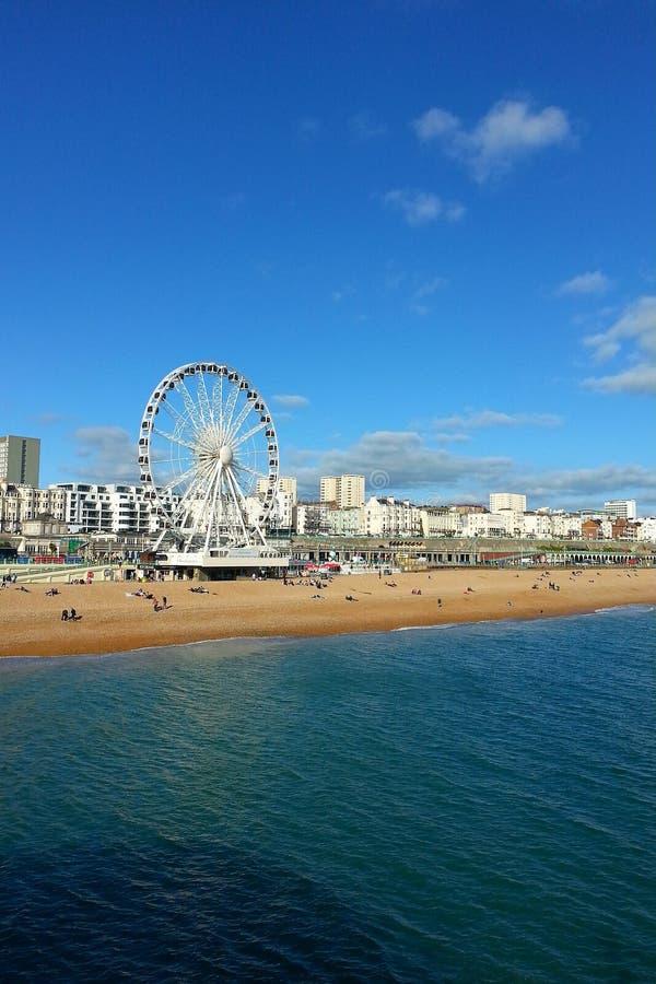 Brighton Wheel photo stock