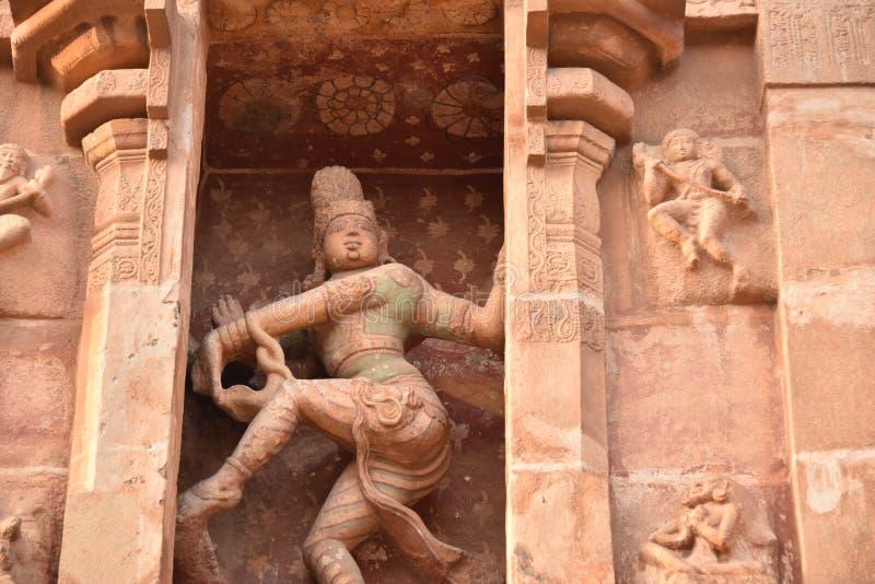 Brihadisvara Temple, Thanjavur, Tamil Nadu stock photography