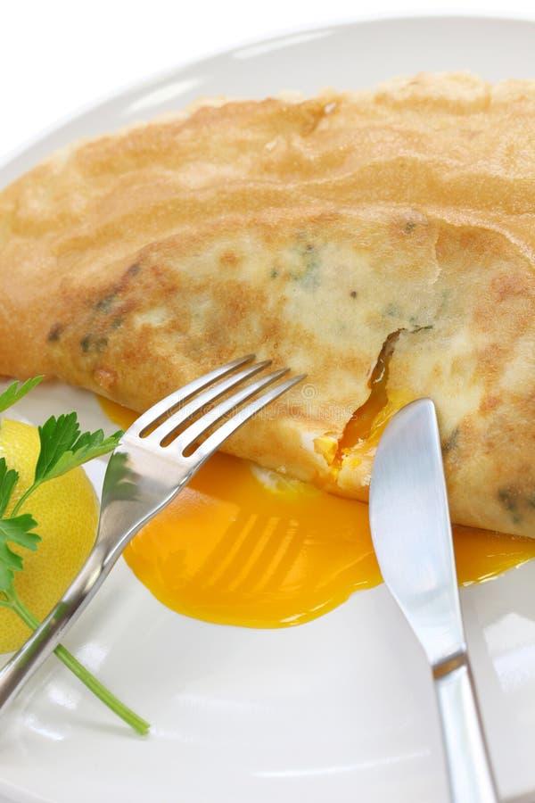 Brik, τυνησιακά τρόφιμα στοκ εικόνα
