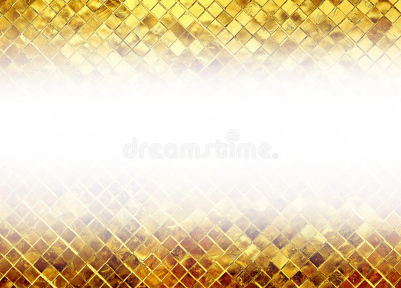 Brilho da textura do ouro foto de stock royalty free