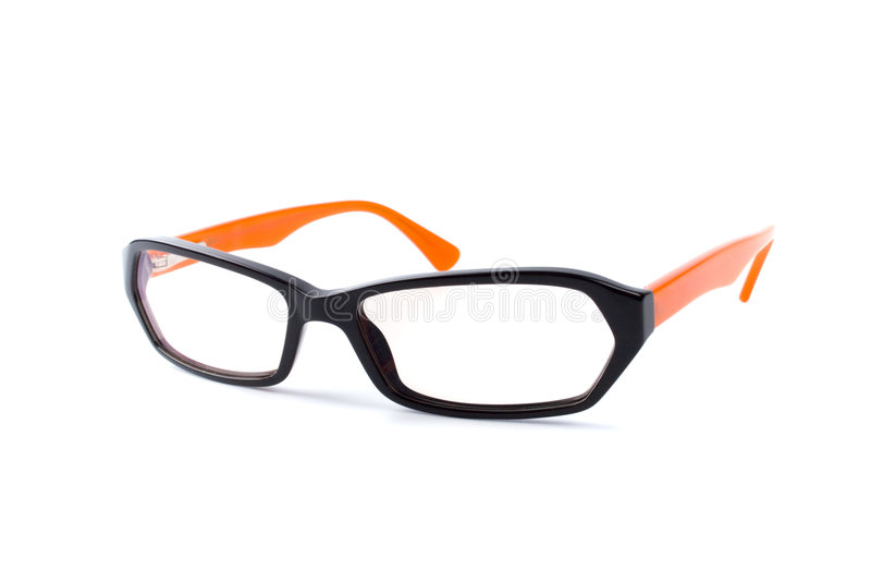Brillen lizenzfreies stockbild