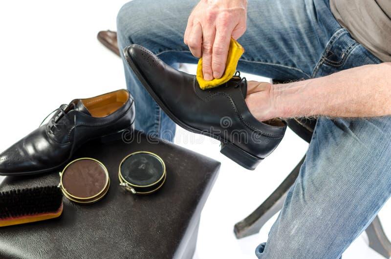 Briller de chaussure photographie stock libre de droits