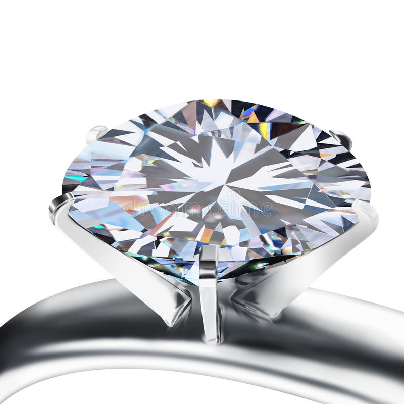 Download Brilliant Cut Diamond Royalty Free Stock Photo - Image: 22643775