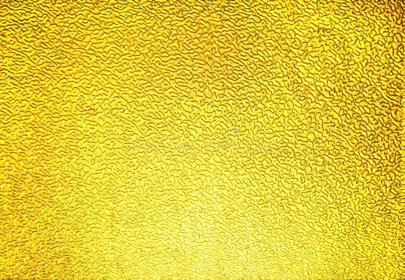 Brillo de la textura del oro fotografía de archivo libre de regalías