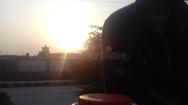 brillo del sol foto de archivo