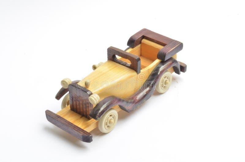 BRINCA carros de madeira imagem de stock