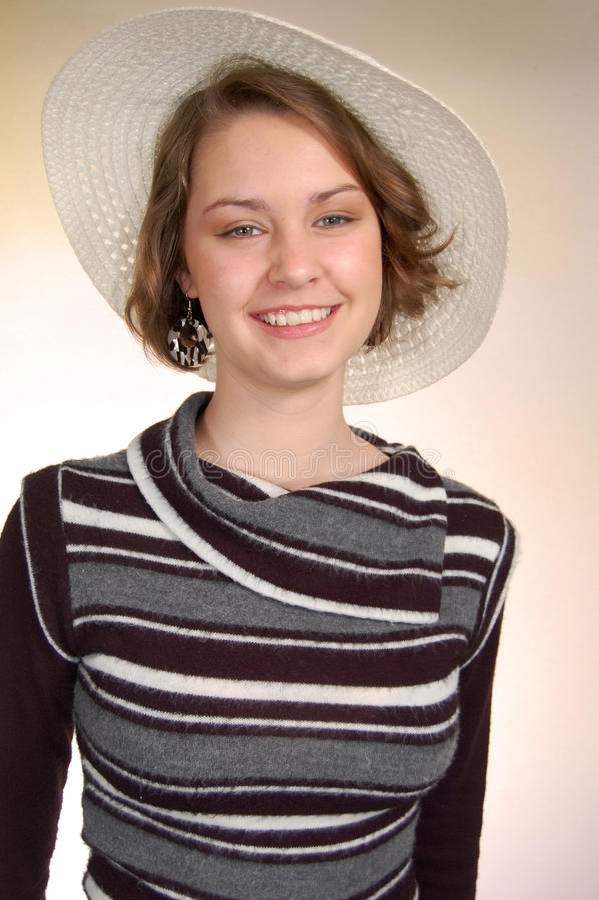Brindled Pullover stockfotos