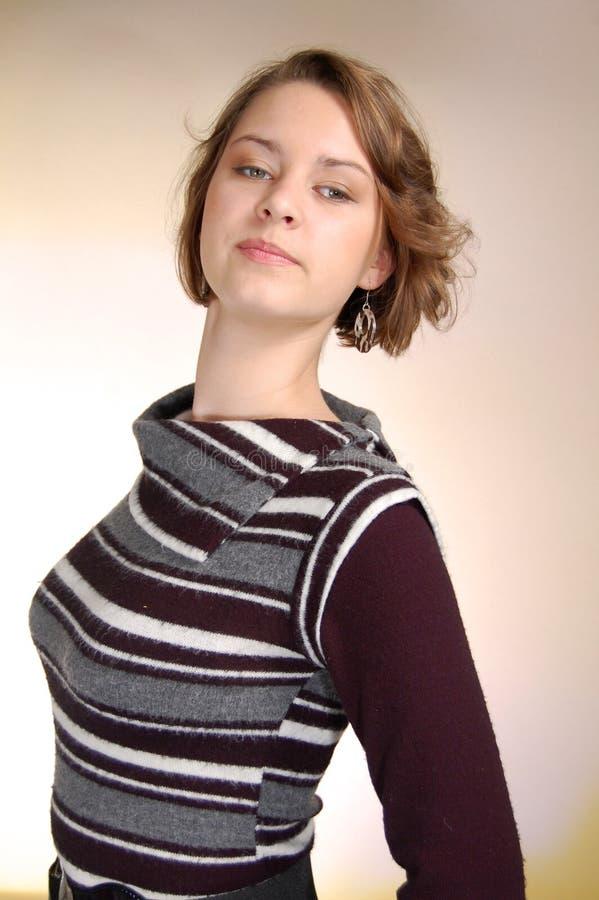 Brindled Pullover lizenzfreie stockfotografie
