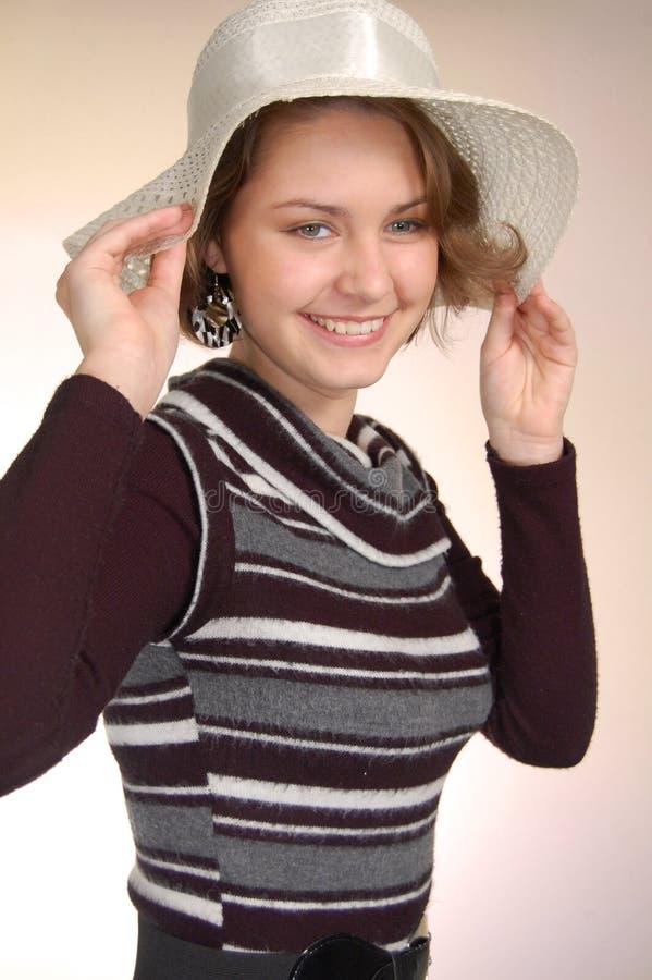 Brindled Pullover stockfotografie