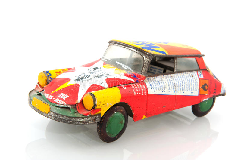 Brinquedo africano imagens de stock