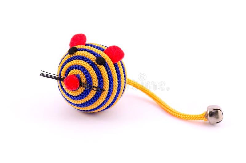 Brinquedo do animal de estimação foto de stock