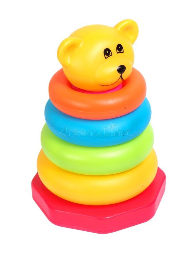 Brinquedo do bebê foto de stock