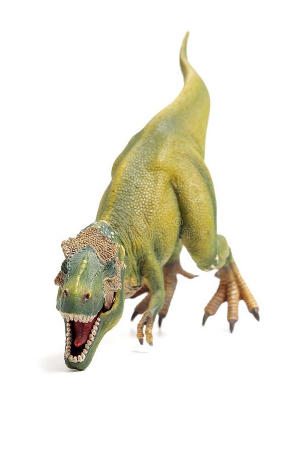 Brinquedo do dinossauro imagem de stock royalty free