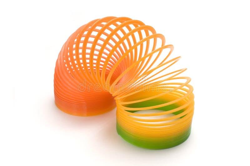 Brinquedo plástico imagens de stock