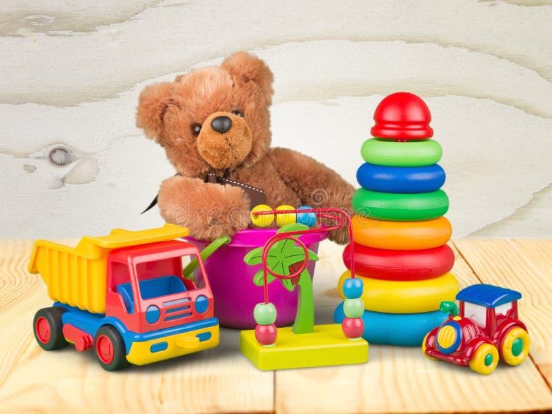 Brinquedos fotografia de stock royalty free