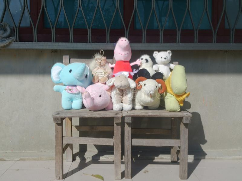 Brinquedos imagens de stock