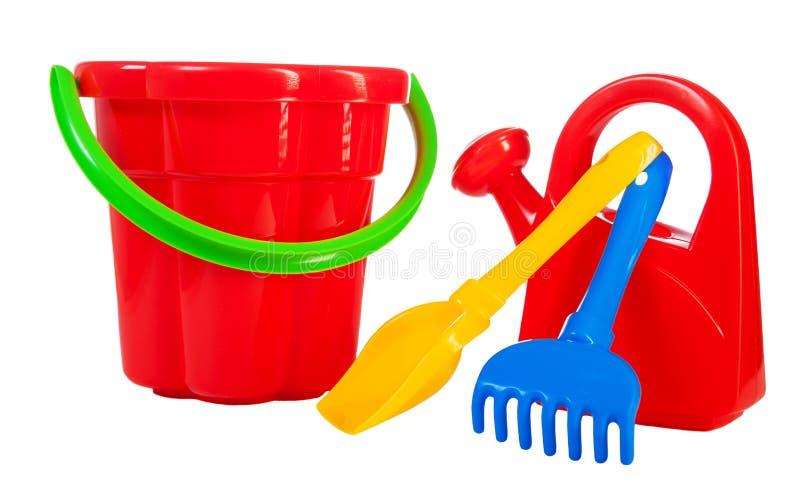 Brinquedos da cor fotografia de stock