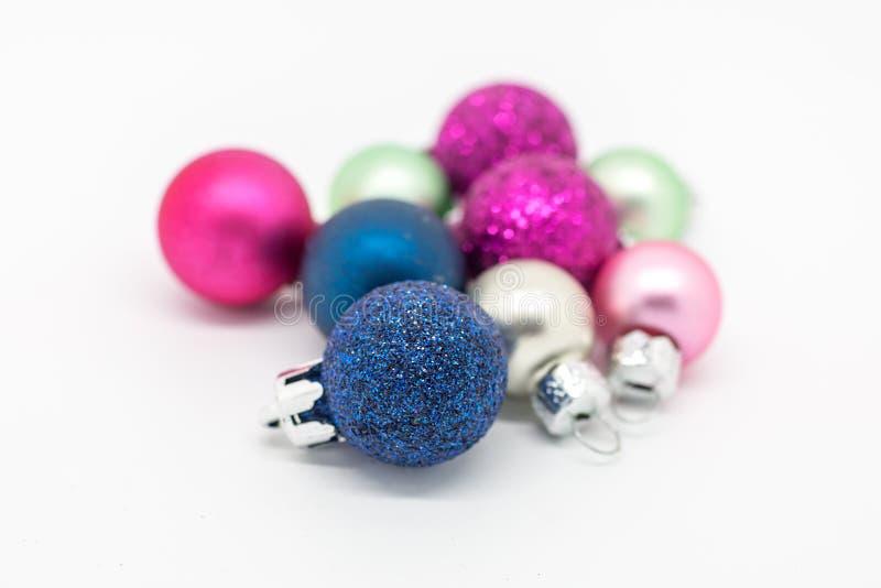 Brinquedos de ano novo imagem de stock