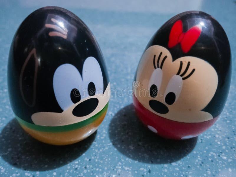 Brinquedos diminutos imagem de stock royalty free