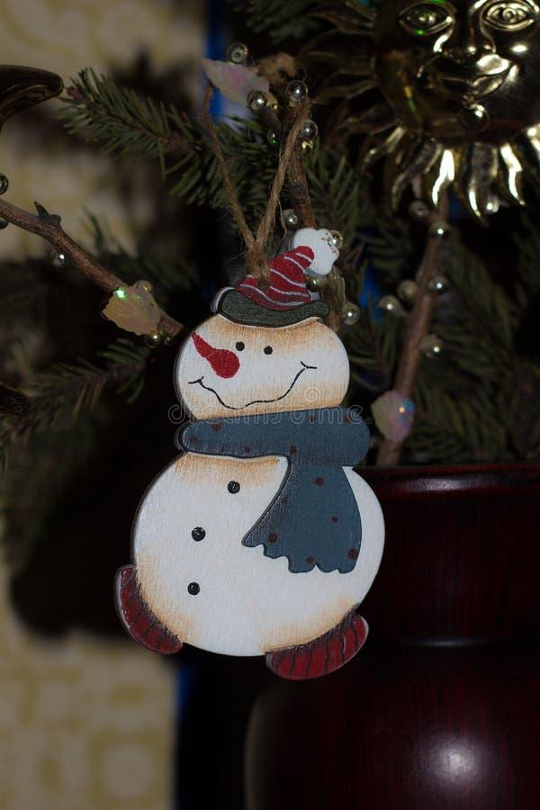 Brinquedos do Natal do feriado imagens de stock