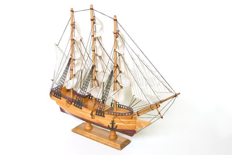 brinquedos do navio fotos de stock