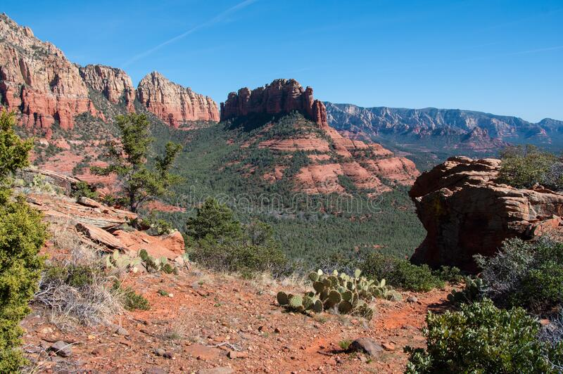 Brins Mesa No. 119 royalty free stock photo