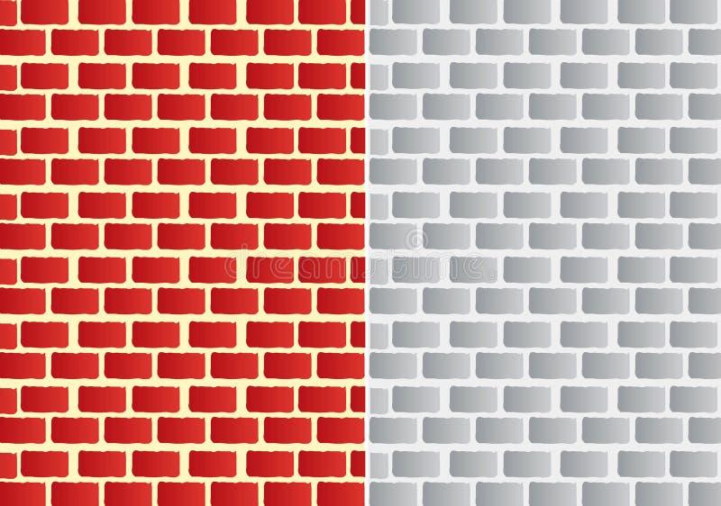 Brique illustration stock