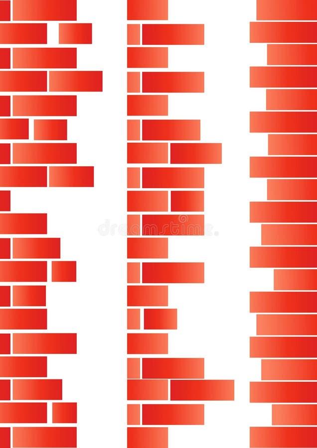 Brique illustration libre de droits