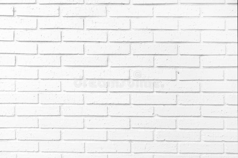 Brique blanche wal photo libre de droits