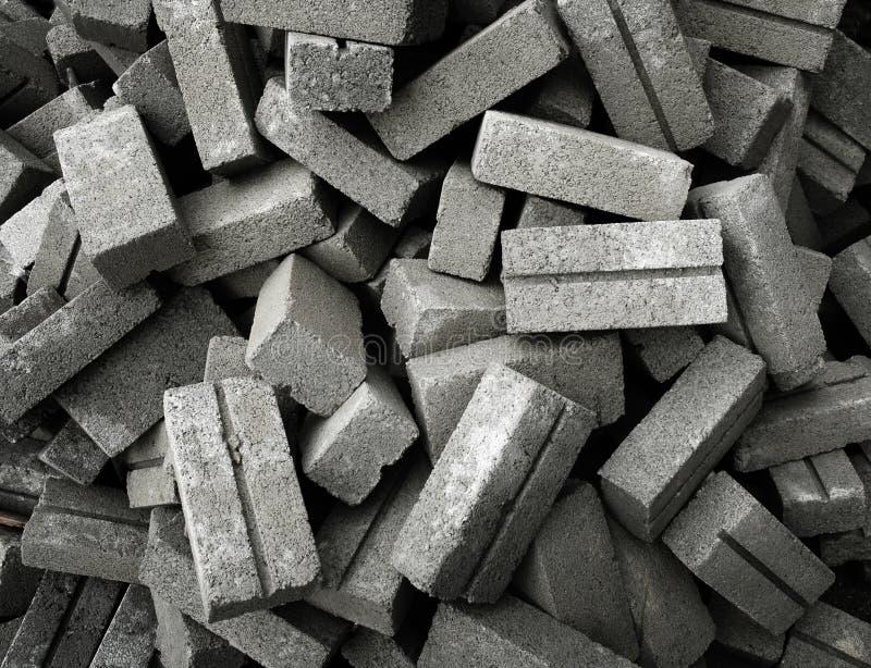 Brique grise image stock