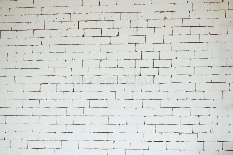 Briques blanches photographie stock libre de droits
