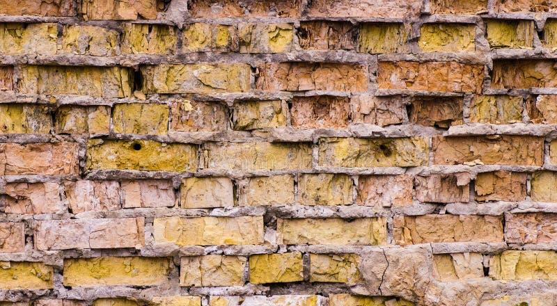 Briques cassées photos libres de droits