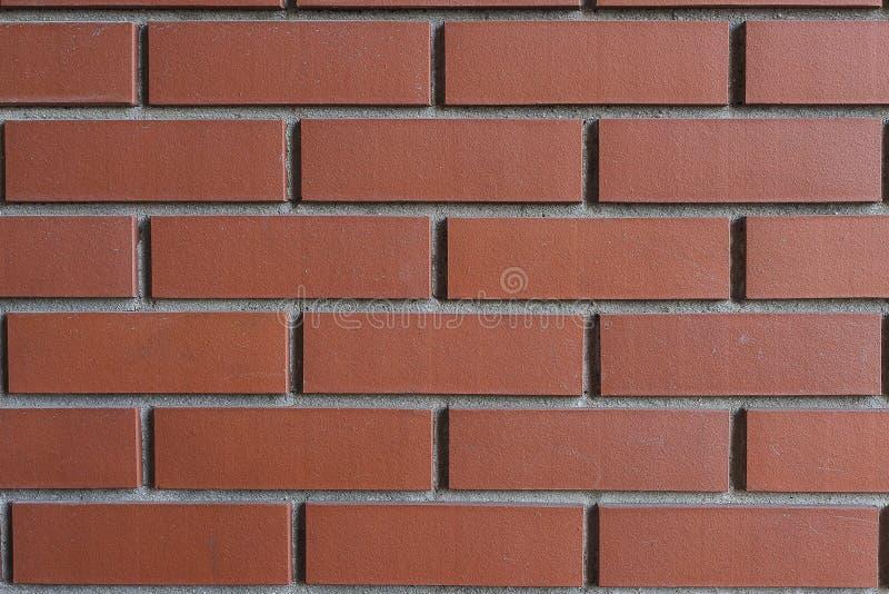 Briques dans le mur images stock