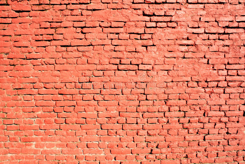 Briques rouges photographie stock libre de droits