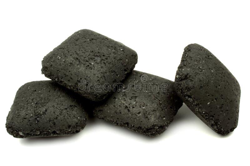briquetteskol royaltyfria foton