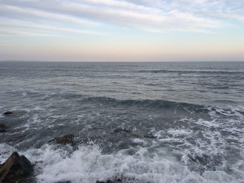 bris laddad oljehavstankfartyg royaltyfri fotografi
