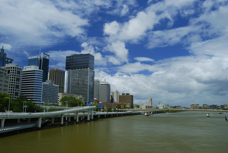 Brisbane imagen de archivo libre de regalías