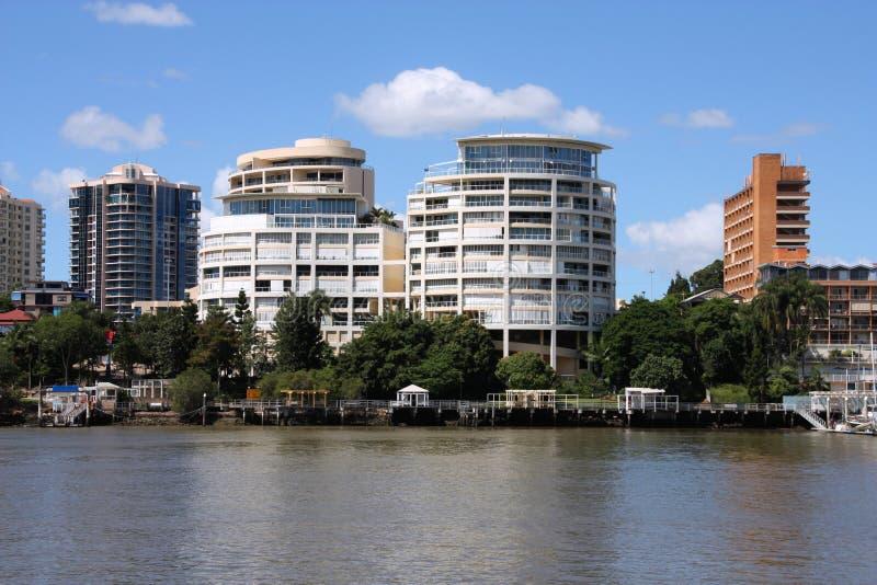 Brisbane stock fotografie