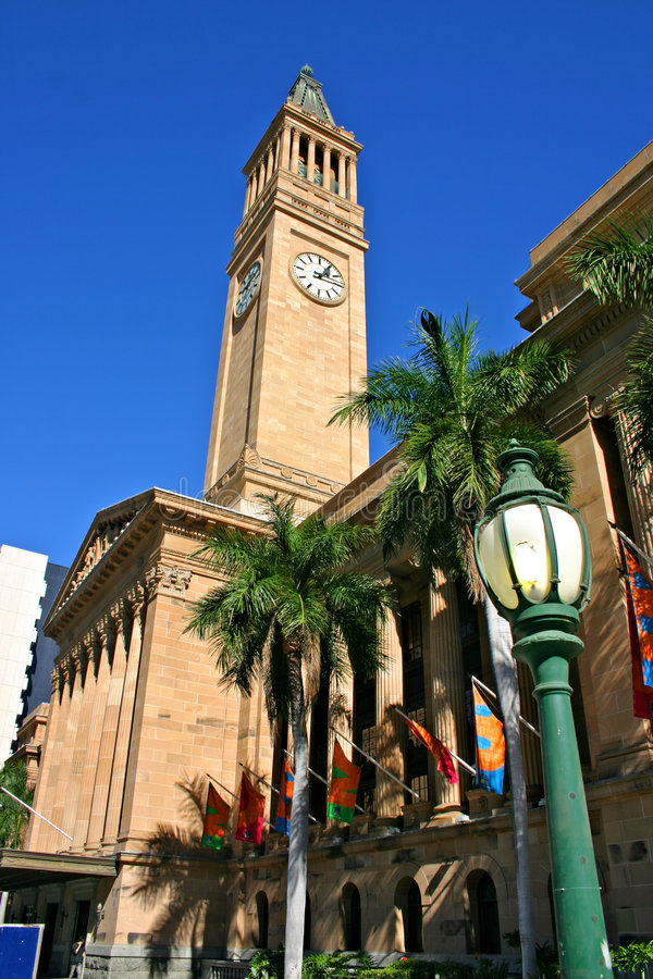 Brisbane, Austrália imagem de stock