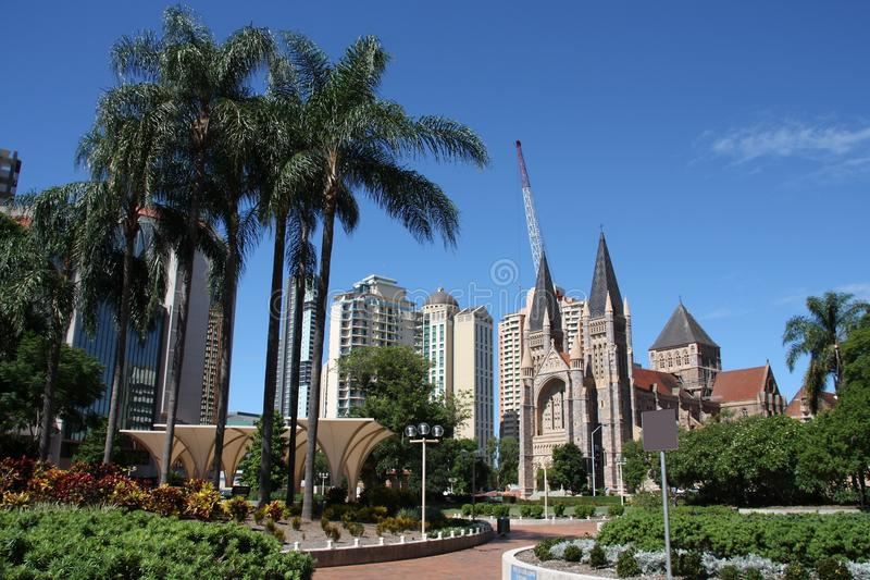 Brisbane, Australië royalty-vrije stock foto's