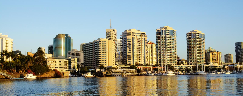 Brisbane Australia imagenes de archivo