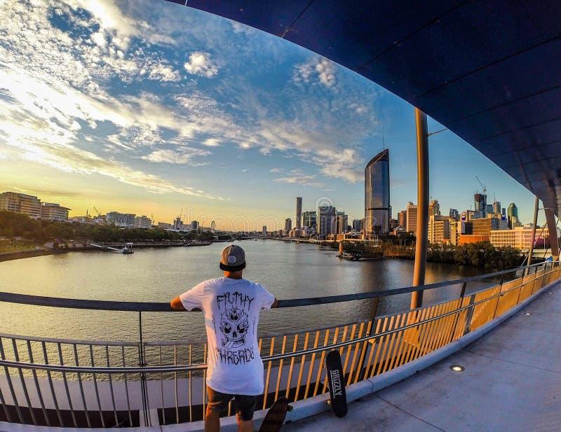 Brisbane, Australia fotos de archivo libres de regalías