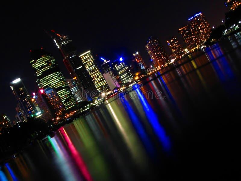 Brisbane, Australien lizenzfreies stockfoto