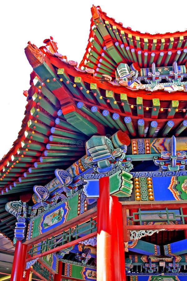 Brisbane Chinatown, Australien stockfotos